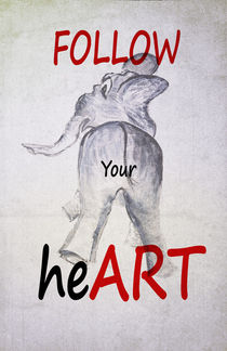 FOLLOW Your heART with Ellie by Judy Hall-Folde