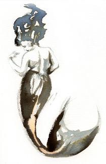 Vintage Siren by Barb Hernandez