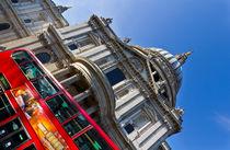 St Pauls Cathedral London von David Pyatt