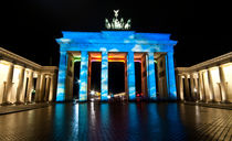 Brandenburger Tor 2012 by Benjamin Feller