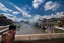 Pashupatinath Temple by perfectlazybones