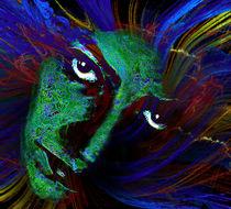 Aurora Borealis by Yury Yanin