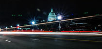 capitol building at night by digidreamgrafix