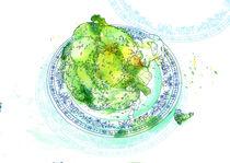 broccoli von Sabine Israel