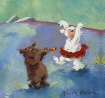 Tanzbären von Annette Swoboda