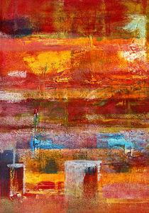 Abstraktion Farbe von Matthias Rehme