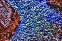 Through the water by Laura Benavides Lara