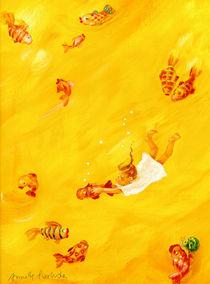 ...in der hellen Wasserflut von Annette Swoboda