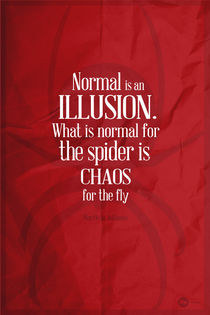Morticia Addams Graphic Quote - Red by Hey Frank!