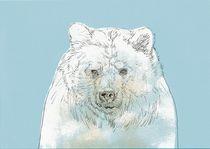 Eisbär von Sabine Israel