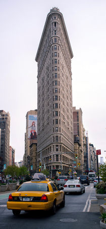 Flatiron Building von tomitomi