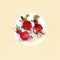 Rote Rüben von Sabine Israel