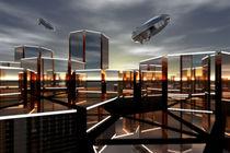 Octagon City VI by dresdner