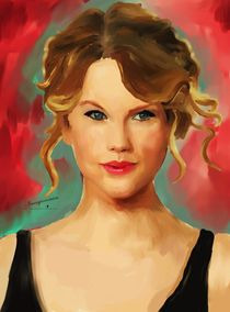 Taylor Swift by athena