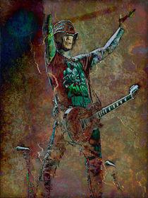 Guns N' Roses lead guitarist Dj Ashba by loriental-photography