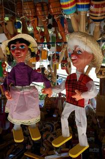 Mexican Puppets von John Mitchell
