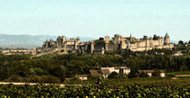 Carcassonne, France von Philip Shone