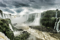 Iguazu Falls from the Santa Maria Viewing Platform by Russell Bevan Photography