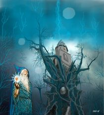 Merlin, der Zauberer by Heidi Schmitt-Lermann