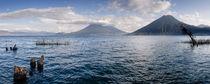 'Lake Atitlán, Guatemala.' by Tom Hanslien