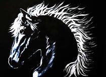 Horse by dawn Davies