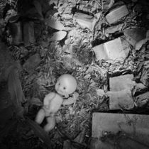 abandoned doll. by evgeny bashta