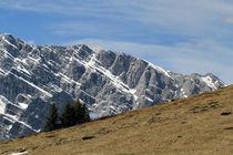 Gebirge von Jens Berger