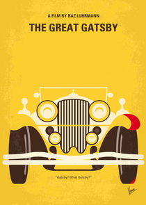 No206-my-the-great-gatsby-minimal-movie-poster