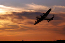 Lancaster Sundown by James Biggadike