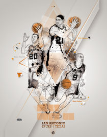 Tribute to Spurs by mickael merley