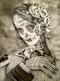 A Portrait Of Ms Gray von John Dicandia