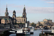 Dresden von URBAN ARTefakte