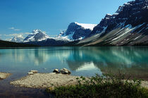 Bow Lake, Banff, Canada von Sugar and Spice Photography Cornwall