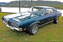Mercury Cougar, Klassiker, Oldtimer von shark24