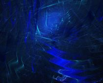 Blue-corridor