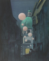 'Nocturne - Night on Earth, Vienna Version' von Karl Seitinger