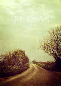 On the Road Again von Sybille Sterk
