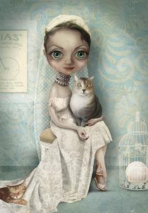 The Bride by Nicoletta  Pagano