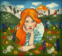Nora Wonderland von Carina Crenshaw