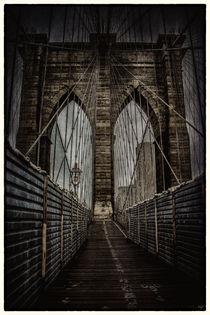 Brooklyn Bridge von Chris Lord