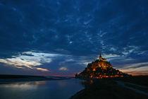 Le Mont Saint Michel by Frank Thomas Arnhold