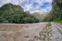 Rio Urubamba von Steffen Klemz