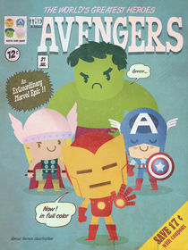 Avengers-vintage