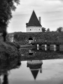 Turmspiegelung von Steffen Klemz