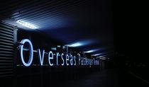 Night Light at Overseas Passenger Terminal by Kaye Menner