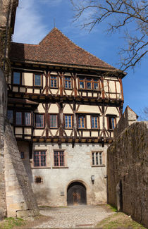 Half-timbered House by safaribears