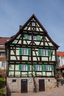 Half-timbered House, Waldenbuch by safaribears