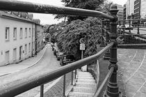 Luxembourg Railings by Bernhard Rypalla