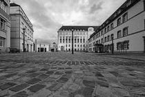 Luxembourg Cobblestones by Bernhard Rypalla