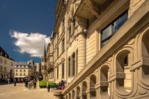 Luxembourg Palace by Bernhard Rypalla